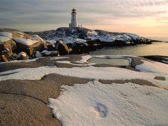 Peggys Cove, St Margarets Bay, Nova Scotia