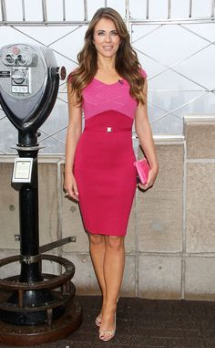 Va Voom from Elizabeth Hurley's Best Looks | E! Online