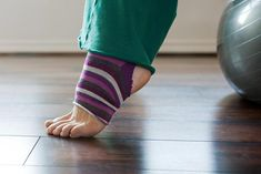 How to Strengthen Your Feet with Arch Lifts