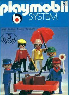 Het station. (1976).