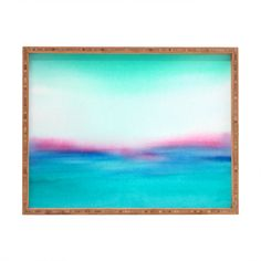 DENY Designs In Your Dreams by Laura Trevey Rectangle Tray