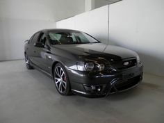Southside Auto Auctions Brisbane Car Auctions Car of the Week  2008 FPV F6 Typhoon BF MkII Sedan