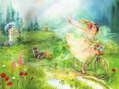"""Иллюстрации к книге """" Из жизни одного дерева"""" Елены Чистяковой"""