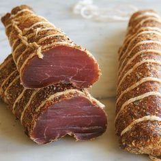 Cured Pork Tenderloin Recipe - Real Food - MOTHER EARTH NEWS