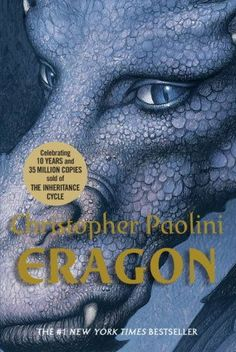 Eragon by Christopher Paolini is one of the most beloved fantasy books to read for teens. Definitely add to your 2017 reading list if you haven't checked this one out!