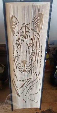 Cut & Fold Tiger