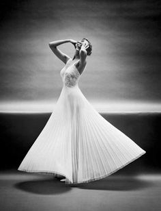 photo by Mark Shaw for Vanity Fair, 1953