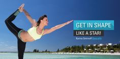 Get in Shape!  Let the weekend of June 20 - 22nd be your perfect excuse to thaw out and shape up with beachfront dance and fitness sessions led by Karina - a five-time U.S. National Dance Champion and Season 13 Champion of ABC's hit show, Dancing with the Stars. El Dorado Casitas Royale -and- Generations Riviera Maya Mexico