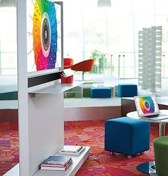 workware Easel by Haworth. Order this piece from Kayhan International Innovation Lab, Contract Furniture, Learning Spaces, Office Accessories, Easel, Interior Decorating, Technology, Blog, Office Designs