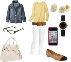 Spring Work Outfit by annekesguidetostyle on Polyvore