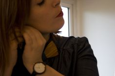 Styling : Shirt : People Tree by FabulousFairFashion Bow-Tie : Two-O by Maryshoppings