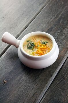 broccoli cheddar soup - supposedly like Panera bread's soup