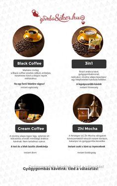 Black Coffee, Caffeine, Cream, Creme Caramel