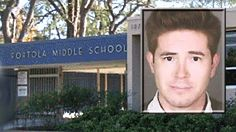 L.A. Area Middle School Teacher Arrested for Molestation | AT2W