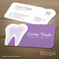 Cartão Slim - Corte Especial - Lavanda