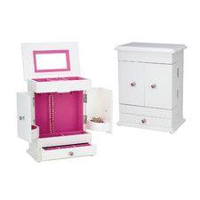 Bella Jewelry Box