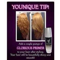 Younique GLORIOUS Primer Top 5 Cool PRIMER Tips -Technique Tuesday ...