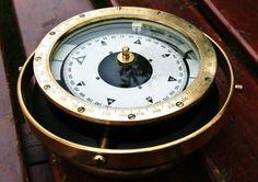 German Ships compass W BOLLWINKEL