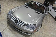 2007 Mercedes-Benz SL550 50th Anniversary Edition in WEST CHICAGO, Illinois