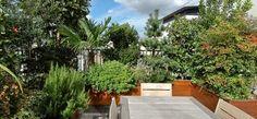 Giardini in terrazza - Progettazione giardini - Come realizzare ...