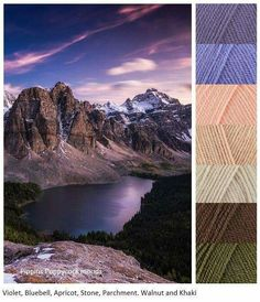 Color grouping mood boards - ideas for yarn color combinations for temperature blankets, mood blankets, mandalas, and other multi-color projects. Yarn Color Combinations, Beautiful Color Combinations, Colour Schemes, Color Balance, Color Harmony, Le Havre, Colour Pallette, Design Seeds, Colour Board