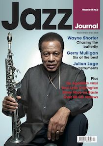 Jazz Journal magazine