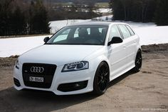 """Ultraleggera HLT 19"""" on Audi S3 Sportback"""