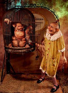Kewpie and the Beast -  - Tom Kuebler  Can I get a Hallelujah? - J