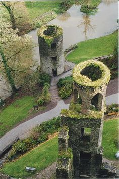 Blarney Castle, County Cork, Irelend