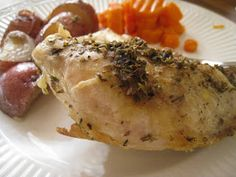 Just What the Doctor Ordered: Crockpot Greek Chicken - Authentic Simplicity