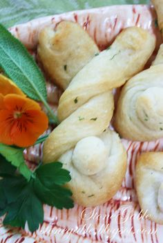 Bunny Bread... perfect to serve with  Easter dinner