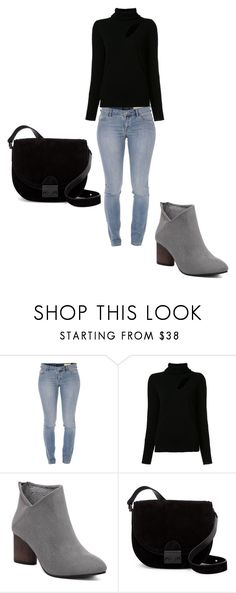 """""""Untitled #10"""" by ibricsemir ❤ liked on Polyvore featuring Armani Jeans, A.L.C. and Loeffler Randall"""