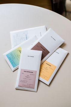 Rafael Prieto Casa Bosques Chocolates is part of Chocolate bar design - Packaging design - Creati Stationery Design, Branding Design, Design Packaging, Identity Branding, Corporate Design, Visual Identity, Label Design, Graphic Design, Package Design
