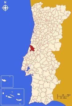 Localização de Leiria