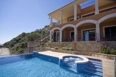 Sea View Villa in Santa Ponsa