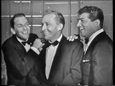 Frank Sinatra & Dean Martin & Bing Crosby - Together.mp4 (replacing the dead link..sorry guys...you tube keeps killing the links) Hope everyone enjoys this one of the trio :))