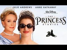 The Princess Diaries : Disney Movie - Anne Hathaway The Princess Diaries 2001, Diary Movie, Drama Tv Shows, Julie Andrews, Royal Engagement, Comedy Tv, Disney And More, Family Movies, Film Books