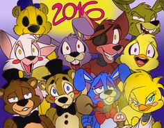 HAPPY NEW YEAR!! by TonyCrynight
