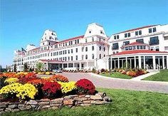Wentworth by the Sea In scenic and historic New Castle, NH. And the spa is delightful! Surrounded by ocean
