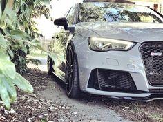 Audi RS3 #audi #rs #rs3 #audirs3 Audi Rs3, Car Car, Dream Cars, Super Cars, 4x4, Motto, Roads, Motorbikes, Vehicles