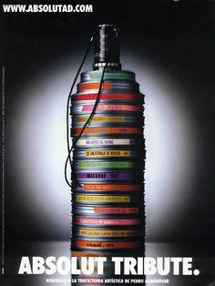 Tribute Absolut Vodka, Absolut Elyx, Advertising Space, Brand Advertising, Advertising Campaign, Ads Creative, Creative Advertising, Marketing, Cnc Cutting Design