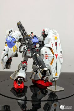 AMAZING G-System 1/60 RX-78GP02A Gundam Physalis Full LEDs: Work by Team AXIS GB