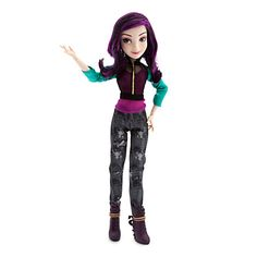 Disney's Descendants Mal Disney Store Exclusive Doll by Hasbro, 2015 ($23 at DisneyStore.com) - Mal in this outfit is a Disney Store exclusive.