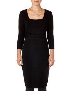Plain Desiree Dress