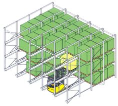 Industrial Warehouse Storage Solutions Drive In Racking with ISO   skype:notsosimple610 sales3@hbgysw.com