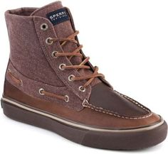 Sperry Top-Sider Heavy Canvas Bahama Boot