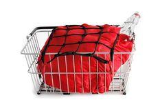 Bike Basket Cargo Net