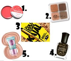 January favorites cosmetics and beauty products Beauty Review, Vaseline, Beauty Products, January, Blush, Cosmetics, Petroleum Jelly, Blushes, Blush Dupes