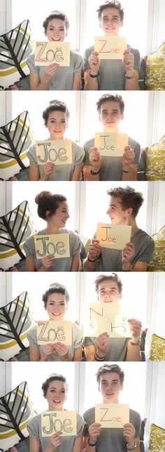 Sugg siblings playing 'More likely to'