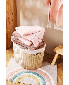 ZARA HOME Zara Home, Baby Wearing, Laundry Basket, Wicker, Hoods, Towel, Interior, Collection, Design